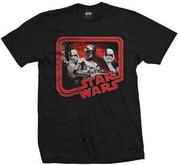 Star Wars Unisex Tee Episode VIII Phasma Retro Black