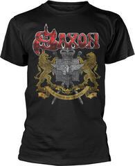 Saxon 40 Years T-Shirt Black