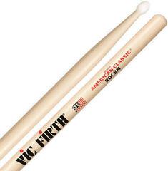 Vic Firth American Classic RockN Hickory Nylon Tip