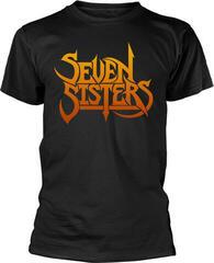 Seven Sisters Logo T-Shirt Black