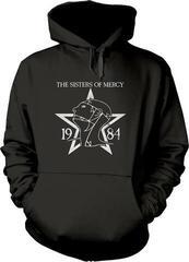 The Sisters Of Mercy 1984 Hooded Sweatshirt M