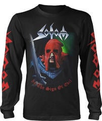 Sodom In The Sign Of Evil Long Sleeve Shirt Black