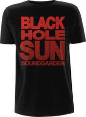 Soundgarden Black Hole Sun T-Shirt Black
