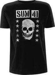 Sum 41 Grinning Skull T-Shirt S