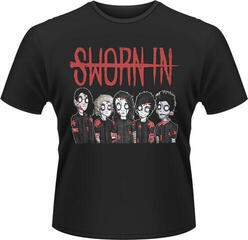 Sworn In Zombie Band T-Shirt XL