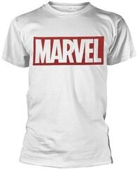 Marvel Comics Logo T-Shirt White