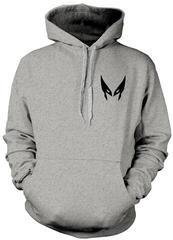 Marvel X-Men Wolverine Slash Hooded Sweatshirt L