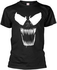 Marvel Venom Bare Teeth T-Shirt Black