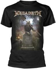 Megadeth 35 Years Graveyard T-Shirt Black