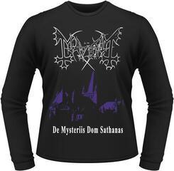 Mayhem De Mysteriis Dom Sathanas Long Sleeve Shirt Black