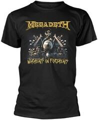 Megadeth Afterburn T-Shirt Black