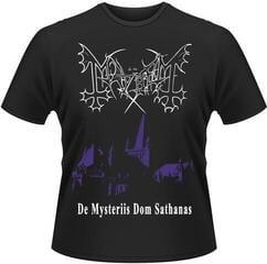 Mayhem De Mysteriis Dom Sathanas Hudební tričko
