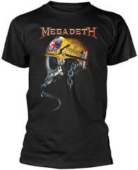 Megadeth Full Metal Vic T-Shirt Black