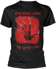New Model Army The Ghost Of Cain T-Shirt Black