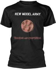 New Model Army Thunder And Consolation T-Shirt Black