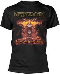 Meshuggah Nothing T-Shirt Black