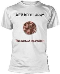 New Model Army Thunder And Consolation T-Shirt White