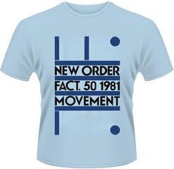 New Order Movement T-Shirt Blue