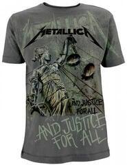 Metallica And Justice For All Hudební tričko