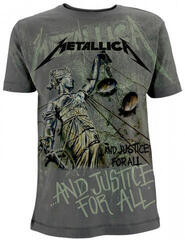 Metallica And Justice For All Szürke