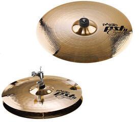 Paiste PST 8 Reflector Cajon Cymbal Set 12/16