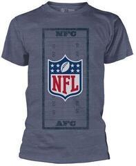 NFL Field Shield T-Shirt Grey