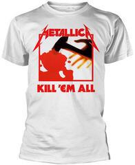 Metallica Kill Em All T-Shirt White