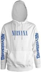 Nirvana Nevermind Hooded Sweatshirt White