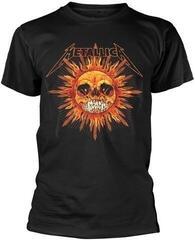 Metallica Pushead Sun Hudební tričko