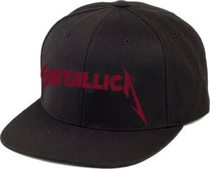 Metallica Mop Cover Snapback Baseball Hats