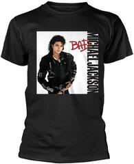 Michael Jackson Bad Black T-Shirt L