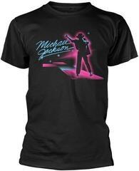 Michael Jackson Neon Hudební tričko