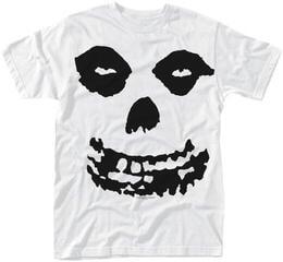 Misfits All Over Skull T-Shirt White