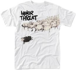Minor Threat Out Of Step T-Shirt White