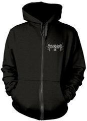 Moonspell Wolfheart Hooded Sweatshirt Zip Black
