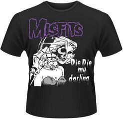 Misfits Die Die My Darling T-Shirt Black