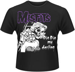 Misfits Die Die My Darling T-Shirt Black