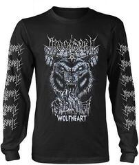 Moonspell Wolfheart Long Sleeve Shirt Black