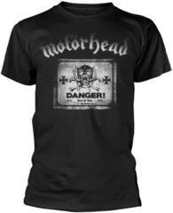 Motörhead Motorhead Danger T-Shirt Black