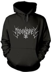 Moonspell Logo Hooded Sweatshirt Black