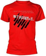 My Chemical Romance Friends T-Shirt Red