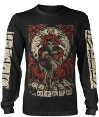 Opeth Haxprocess Long Sleeve Shirt Black