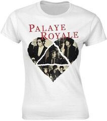 Palaye Royale Heart Womens T-Shirt L