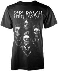 Papa Roach Portrait T-Shirt Black