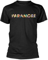 Paramore Colour Swatch T-Shirt L