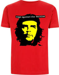 Rage Against The Machine Che T-Shirt Red