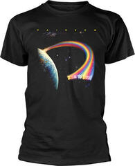 Rainbow Down To Earth T-Shirt Black