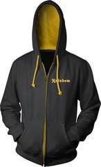 Rainbow Event Tour 2017 Hooded Sweatshirt Zip Black