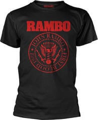 Rambo First Blood 1982 T-Shirt Black