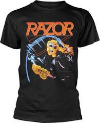 Razor (Band) Evil Invaders Hudební tričko